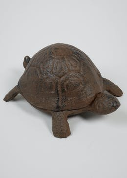 Cast Iron Tortoise Key Holder (11cm x 9cm x 6cm)