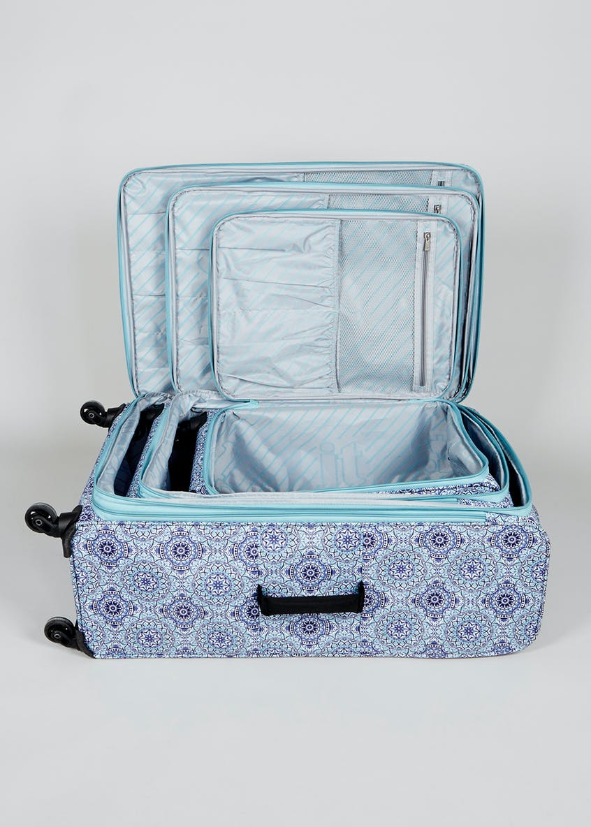 IT Luggage True-Lite Trolley Case