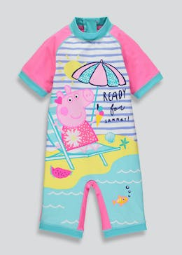 Kids Peppa Pig Surf Suit (12mths-4yrs)