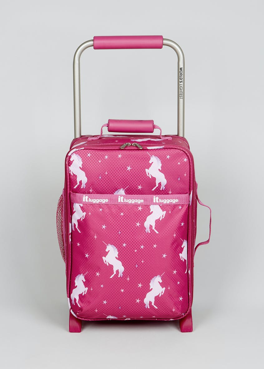 IT Luggage Kids Unicorn Cabin Case