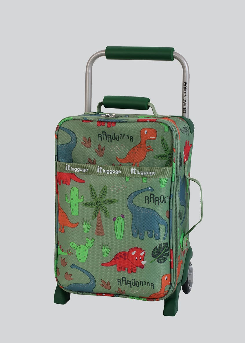 IT Luggage Kids Dinosaur Cabin Case
