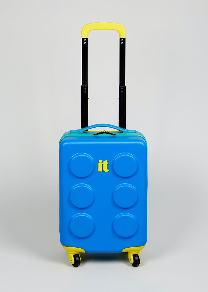 IT Luggage Kids Block Cabin Case