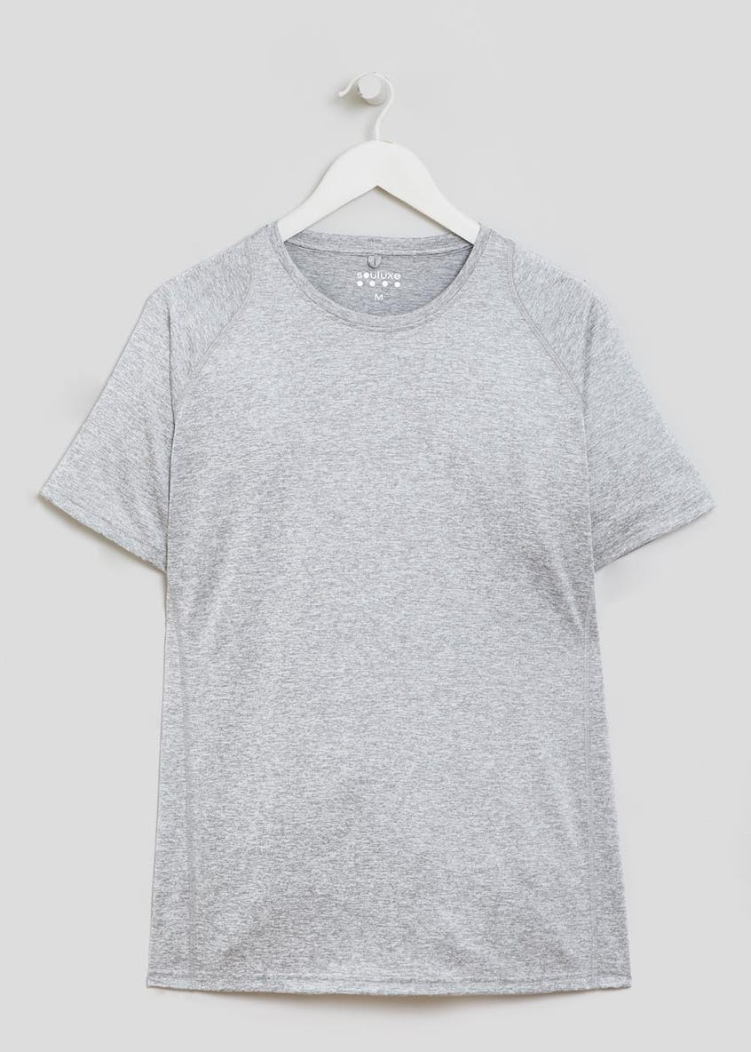 Souluxe Basic Gym T-Shirt