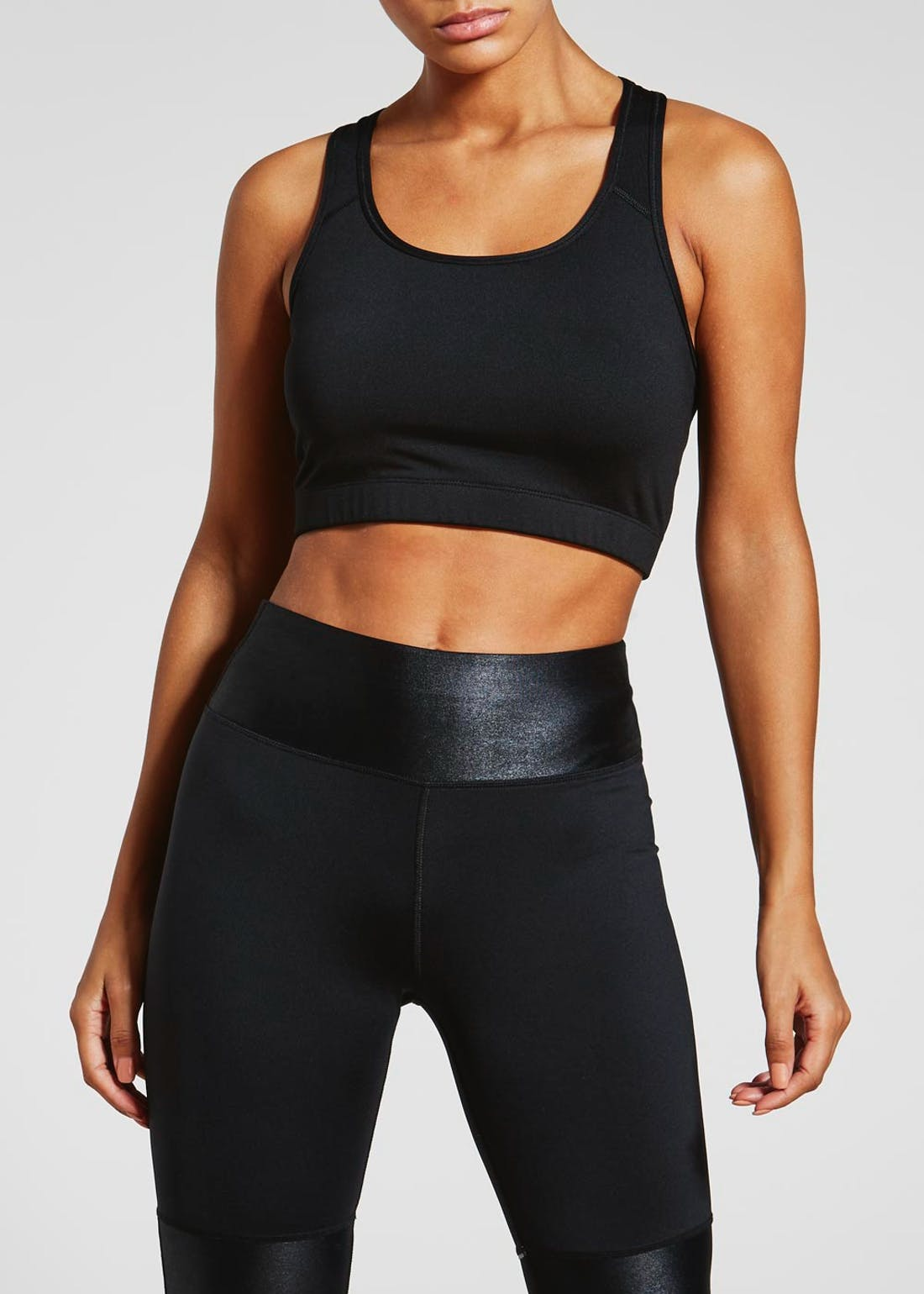Souluxe Gym Crop Top