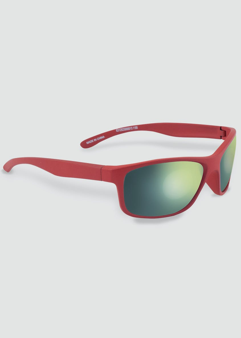 Kids Square Sunglasses (One Size)