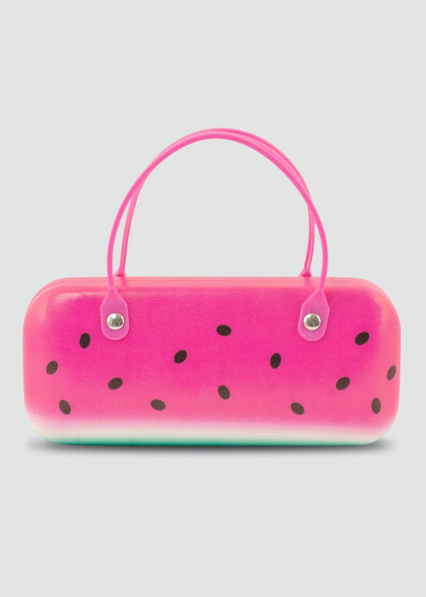 Girls Watermelon Sunglasses Case (One Size)