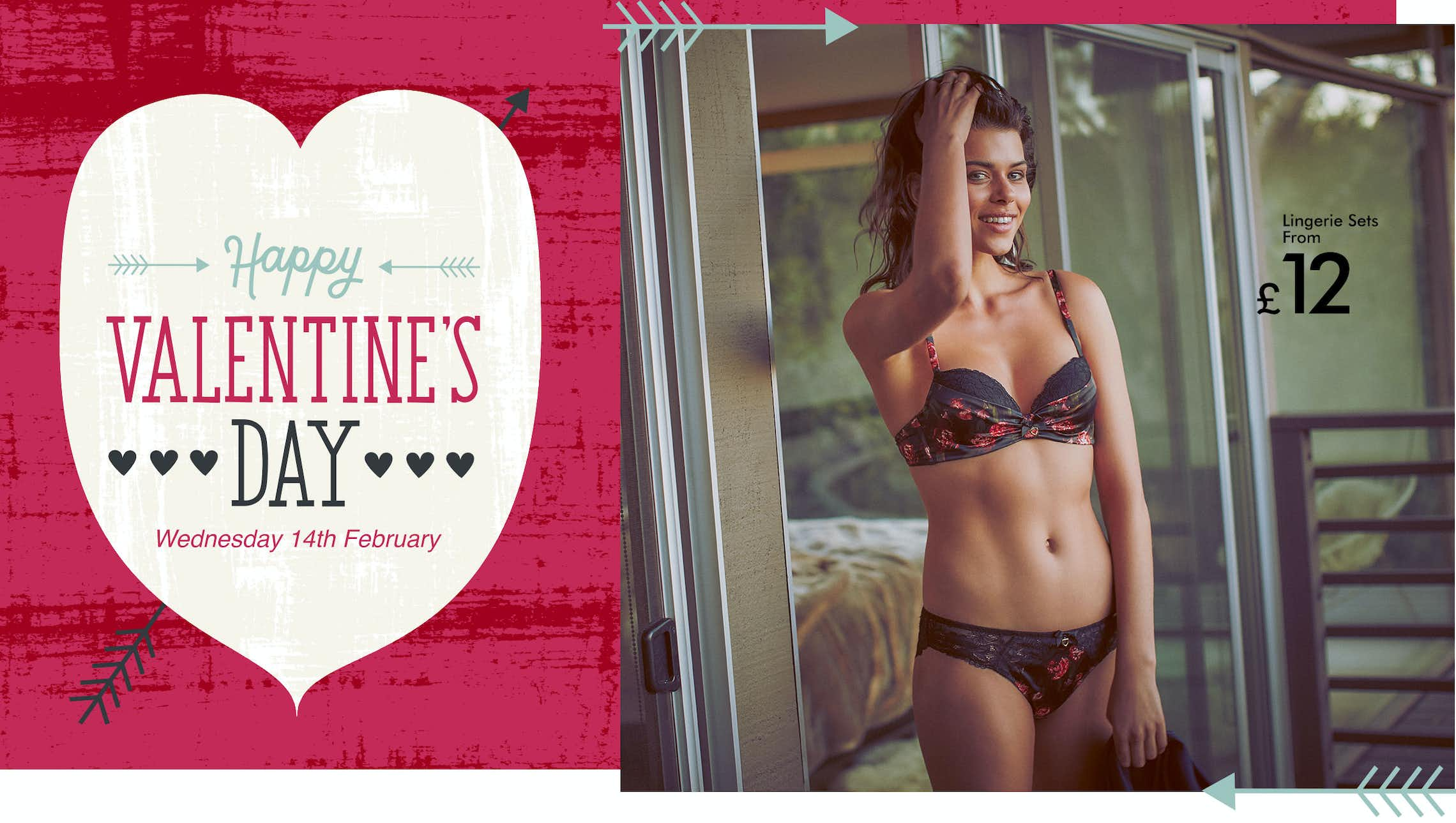 Arguably the most romantic date in everyone s diary this Valentine s Day  show your other half some real love with beautiful lingerie and gifts to  take their ... faa4029e5b