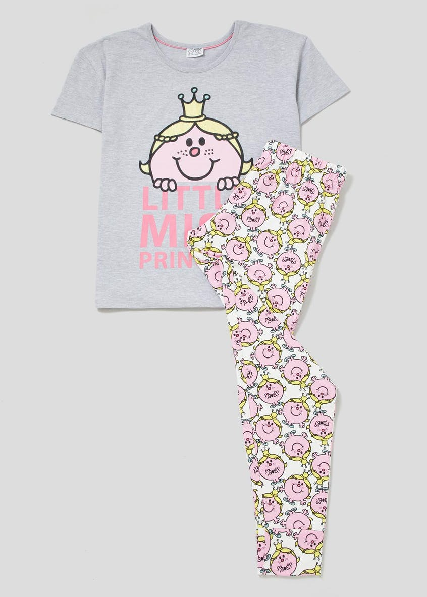 Little Miss Princess Pyjama Set