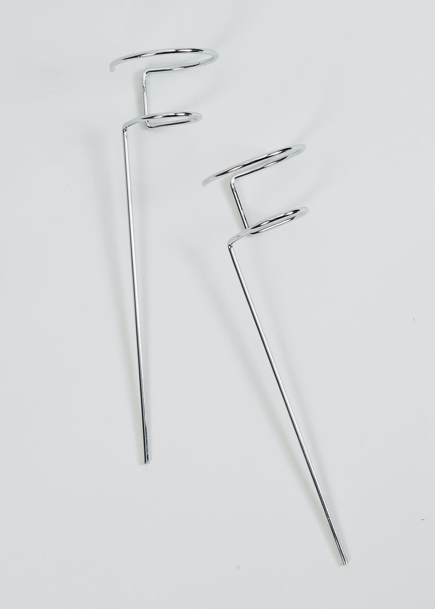 2 Pack Can Stakes (32cm)