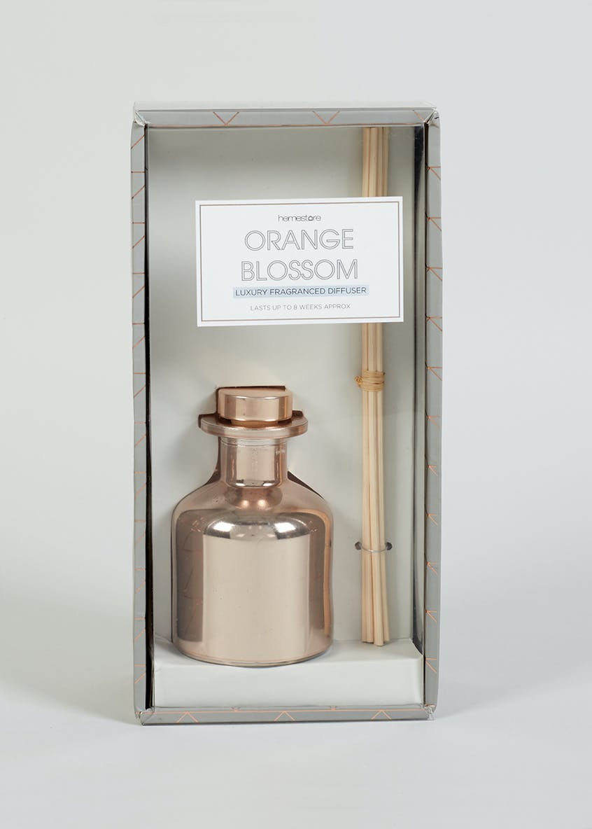Orange Blossom Metallic Diffuser (100ml)