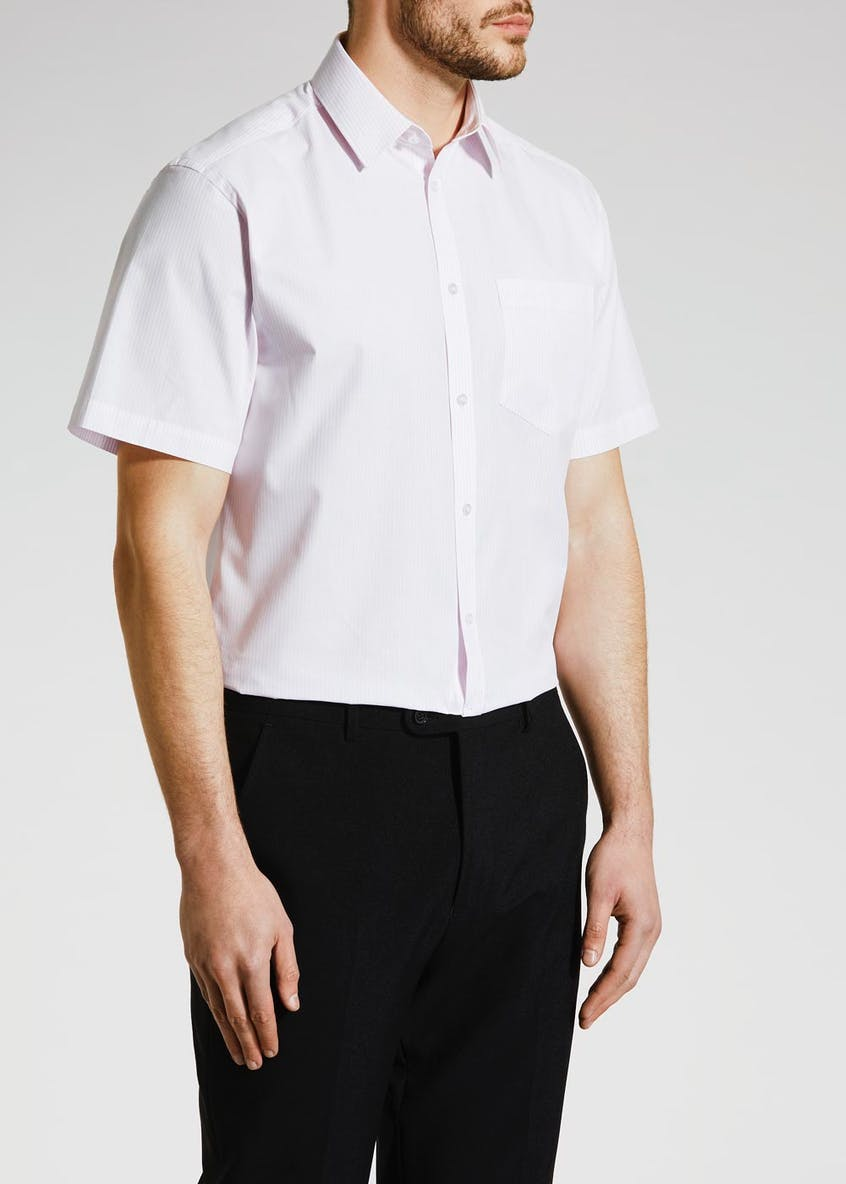 Regular Fit Short Sleeve Shirt