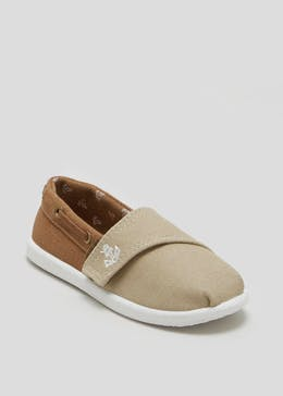 Boys Slip on Boat Shoes (Younger 4-12)