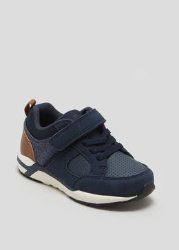 Boys Riptape Trainers (Younger 4-12)