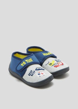 Kids To The Rescue Slippers (Younger 4-12)