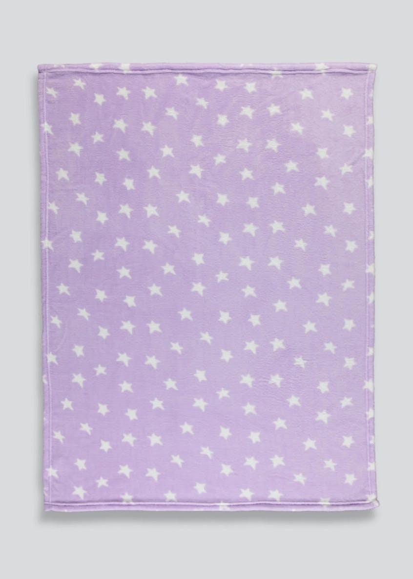 Kids Unicorn Travel Blanket (120cm x 95cm)