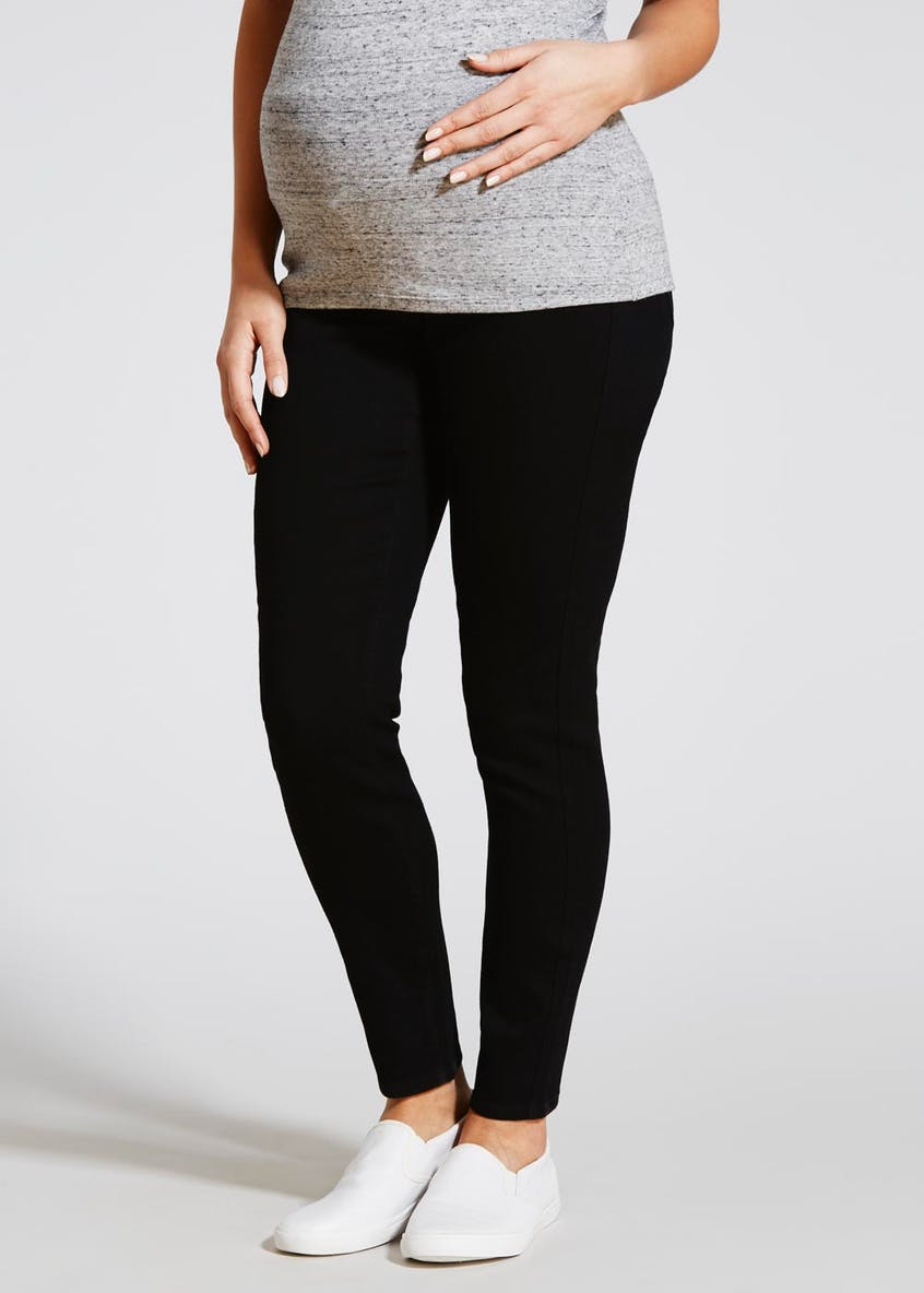Maternity Pull On Jeggings