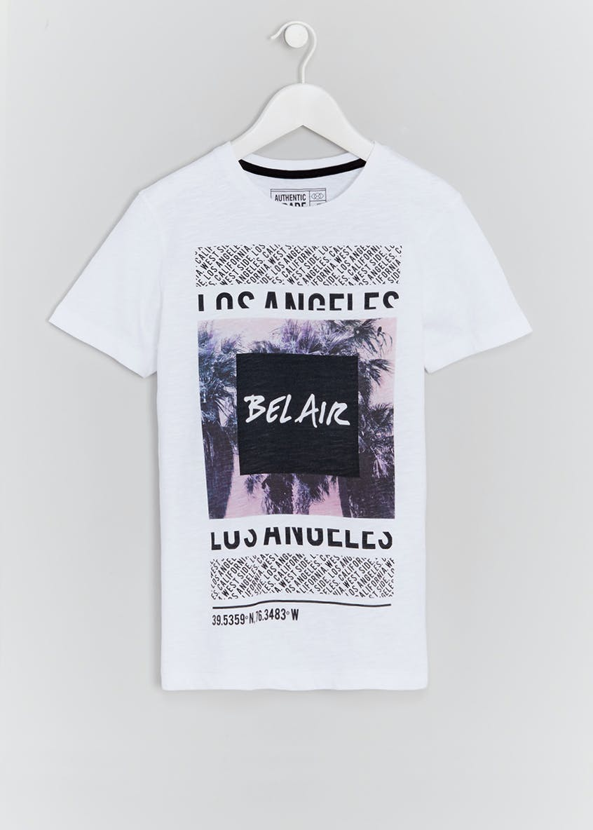 Boys Belair T-Shirt (9-16yrs)