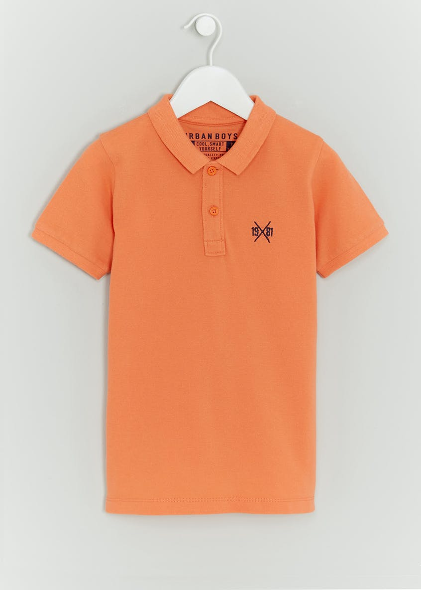 Boys Casual Polo Shirt (4-13yrs)