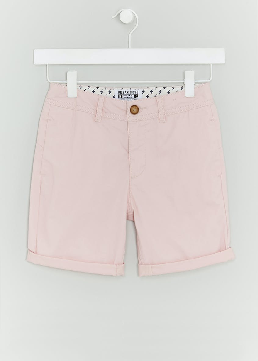 Boys Chino Shorts (4-13yrs)