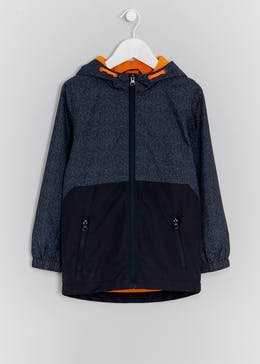 Boys Fleece Lined Jacket (4-13yrs)