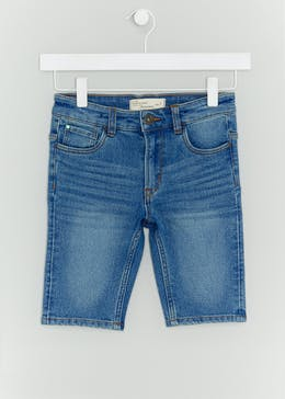 Boys Denim Shorts (4-16yrs)