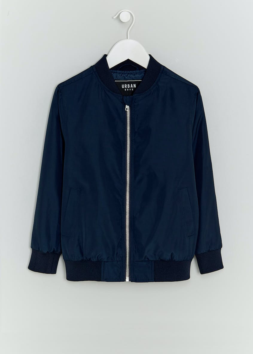 Boys Bomber Jacket (4-13yrs)