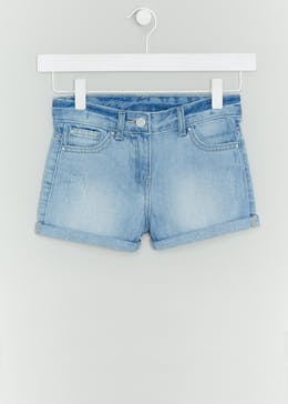 Girls Denim Shorts (4-13yrs)
