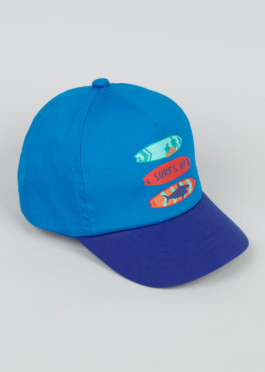 Boys Surf's Up Cap (6mths-4yrs)