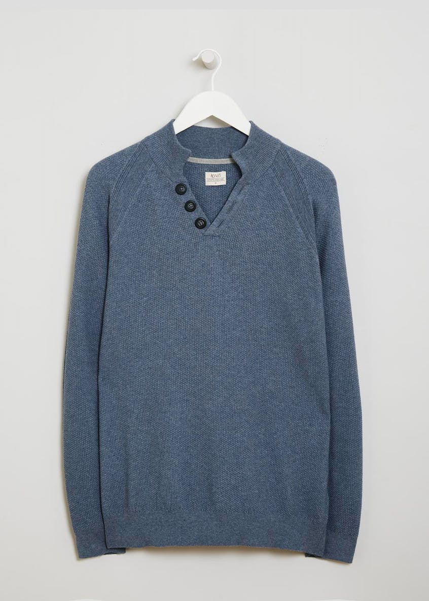 Y-Neck Jumper