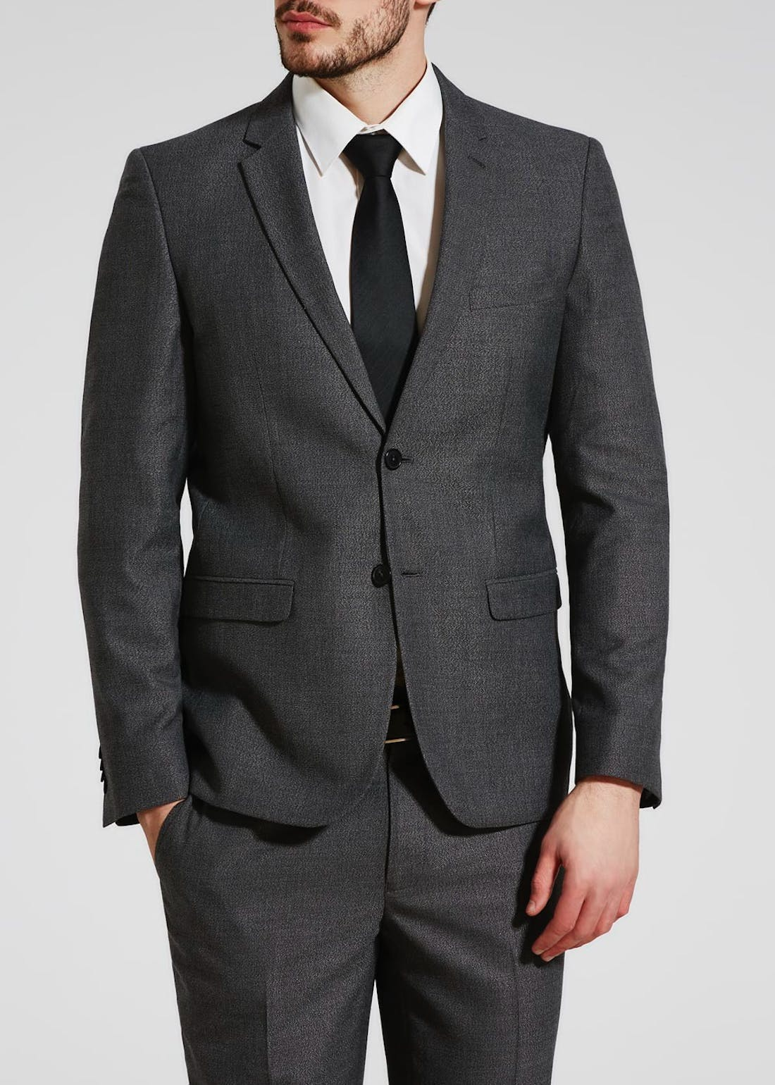 Holmes Slim Fit Suit Jacket