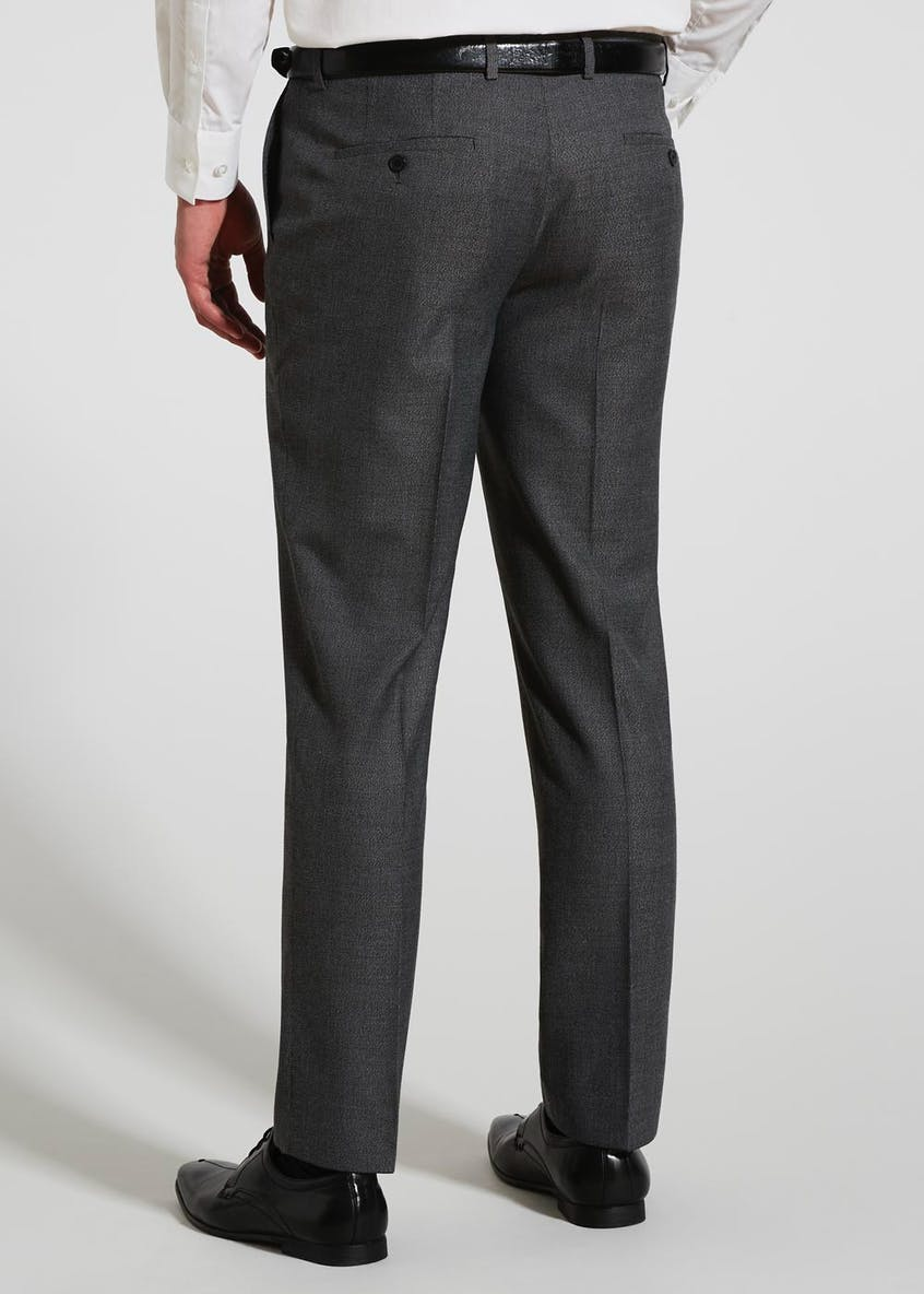 Holmes Slim Fit Suit Trousers