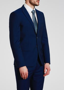 Newton Wool Blend Skinny Fit Suit Jacket - JACKET & TROUSERS FOR £50