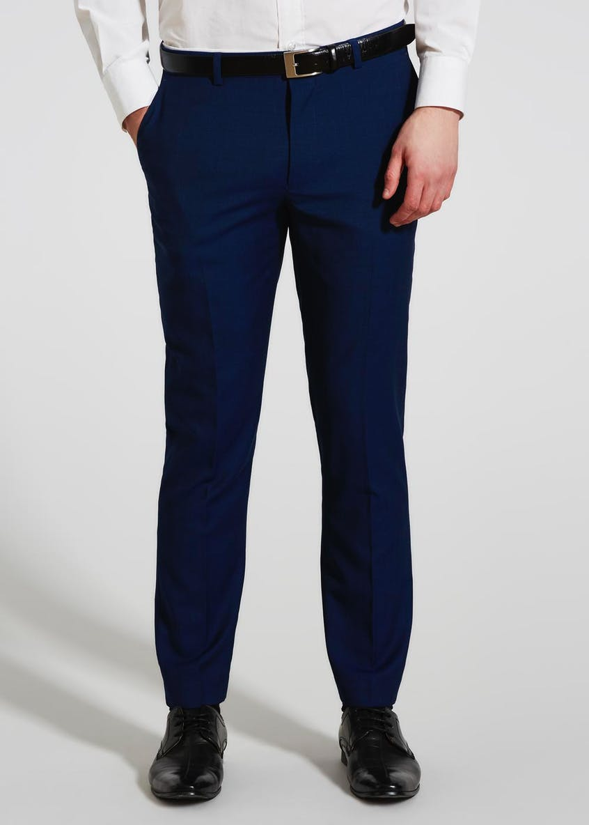 Newton Wool Blend Skinny Fit Trousers