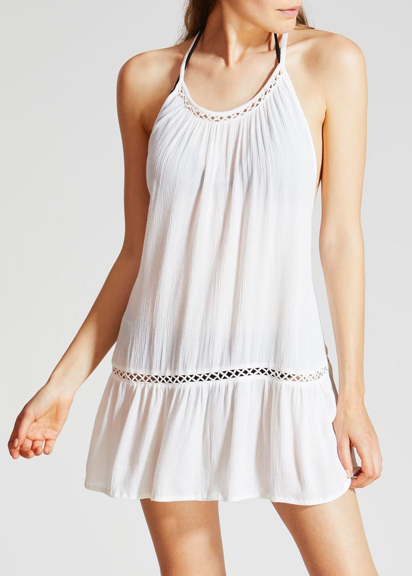 Swing Vest Beach Dress