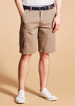 Lincoln Belted Rugby Shorts