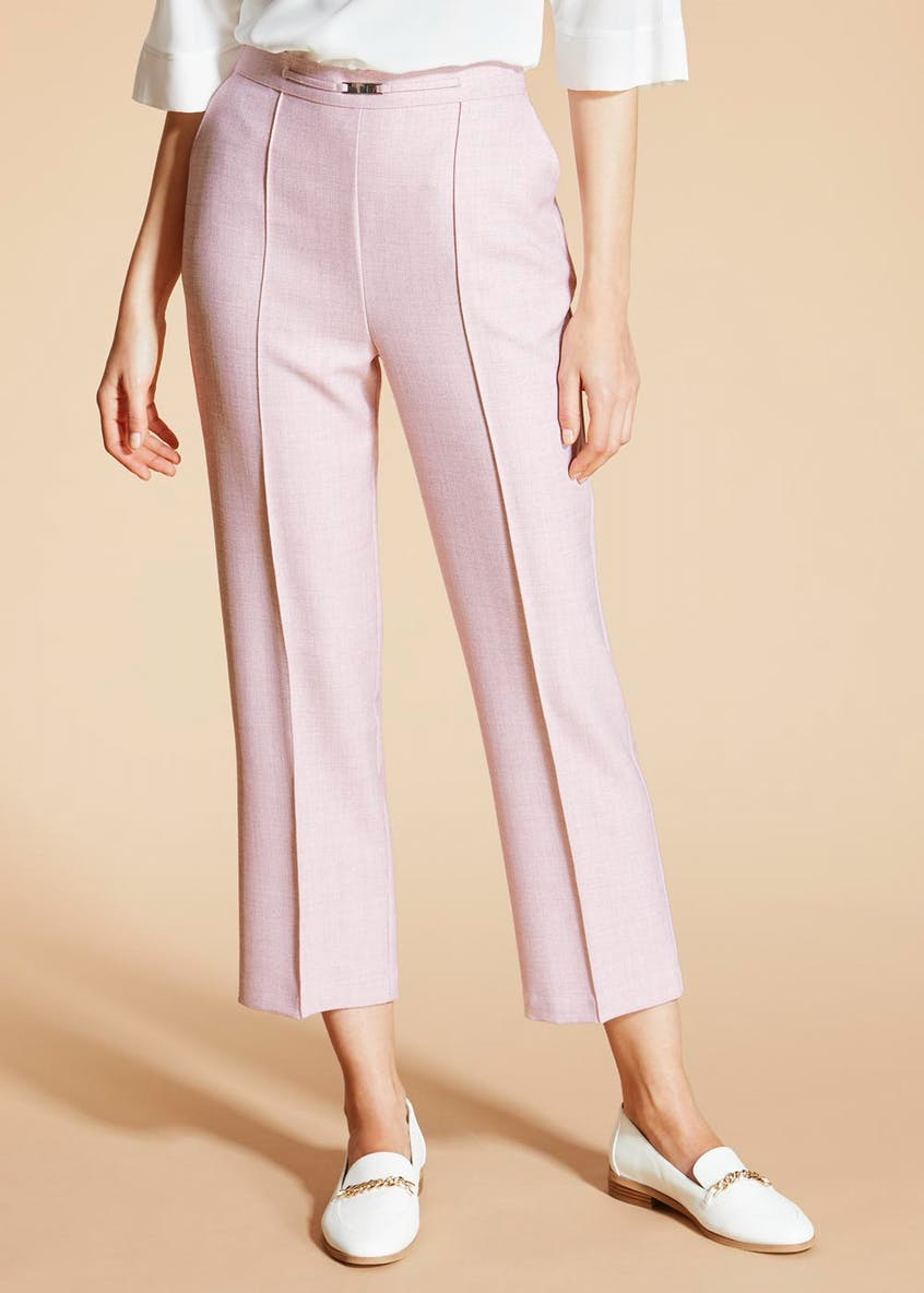 Pleat Front Snaffle Trousers