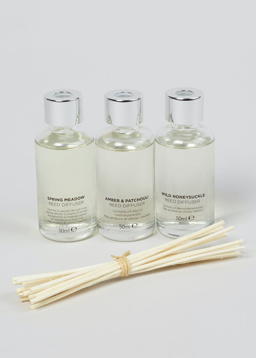 Set of 3 Mini Diffusers (50ml)