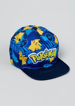 Kids Pokémon Pikachu Cap (4-13yrs)