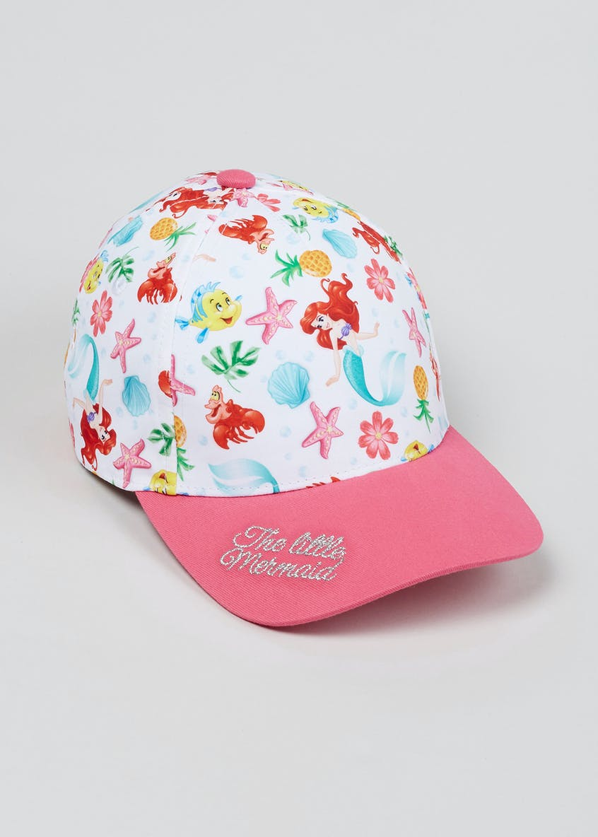 Kids Disney Little Mermaid Cap (3-10yrs)
