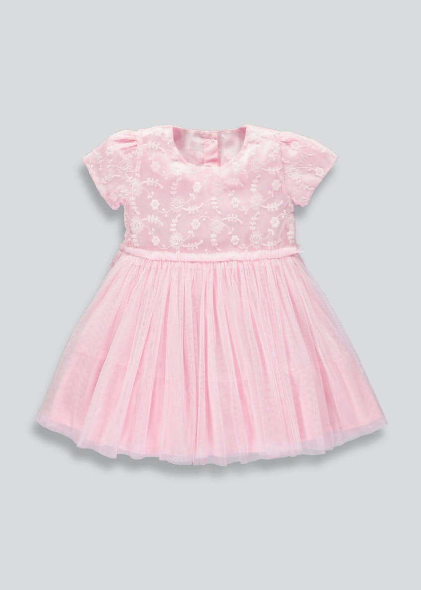 Girls Lace Dress (3mths-6yrs)