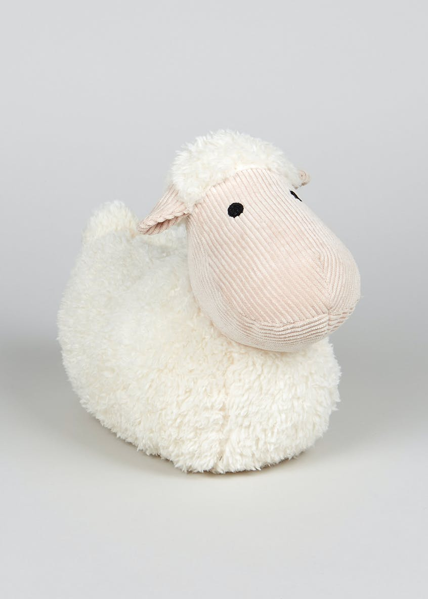 Sheep Doorstop (27cm x 23cm x 16cm)