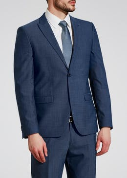 Franklin Wool Blend Slim Fit Suit Jacket - JACKET & TROUSERS FOR £50