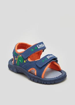 Boys Dinosaur Adventure Sandals (Younger 4-9)