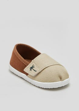 Boys Soft Sole Pre-Walker Baby Shoes (Newborn-18mths)