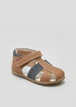 Boys 1st Walkers Caged Sandals (Younger 3-7)