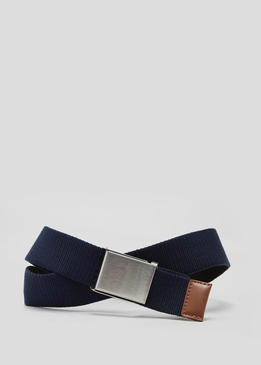Reversible Canvas Belt