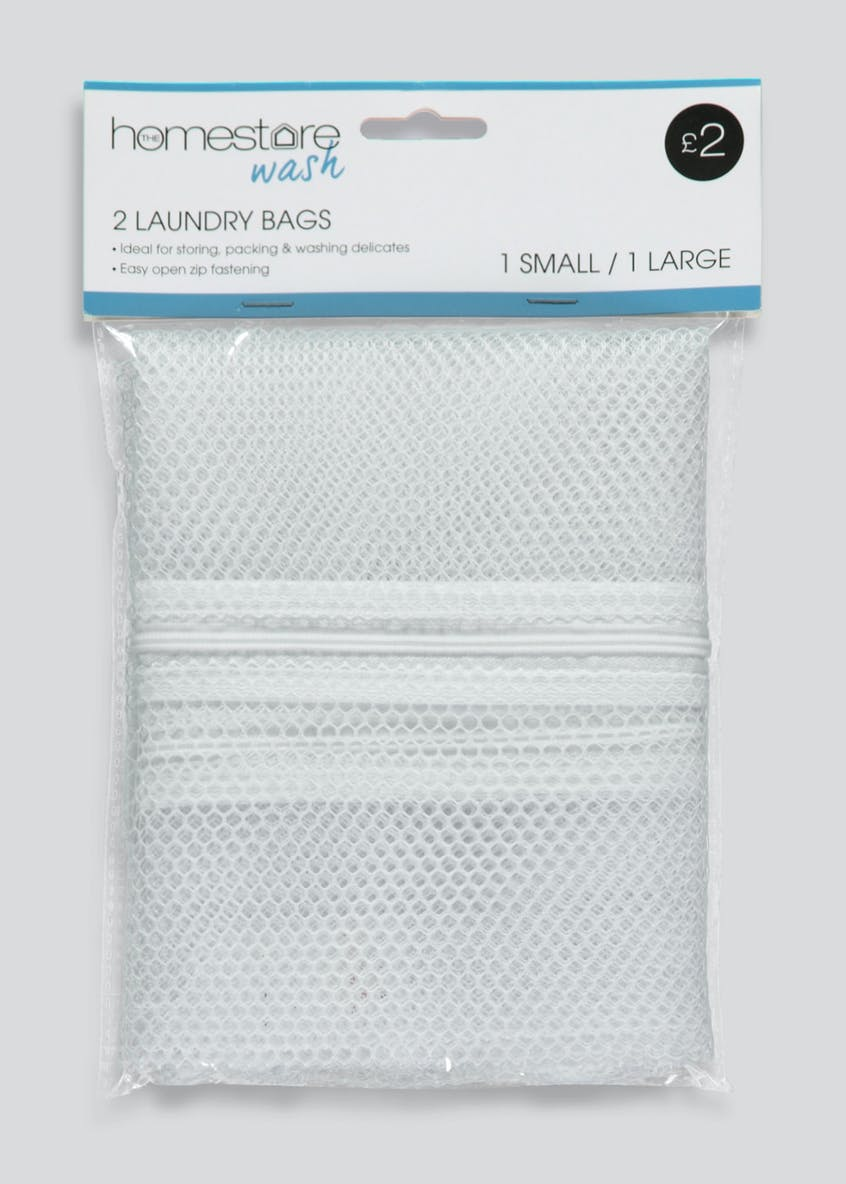 2 Pack Laundry Bags