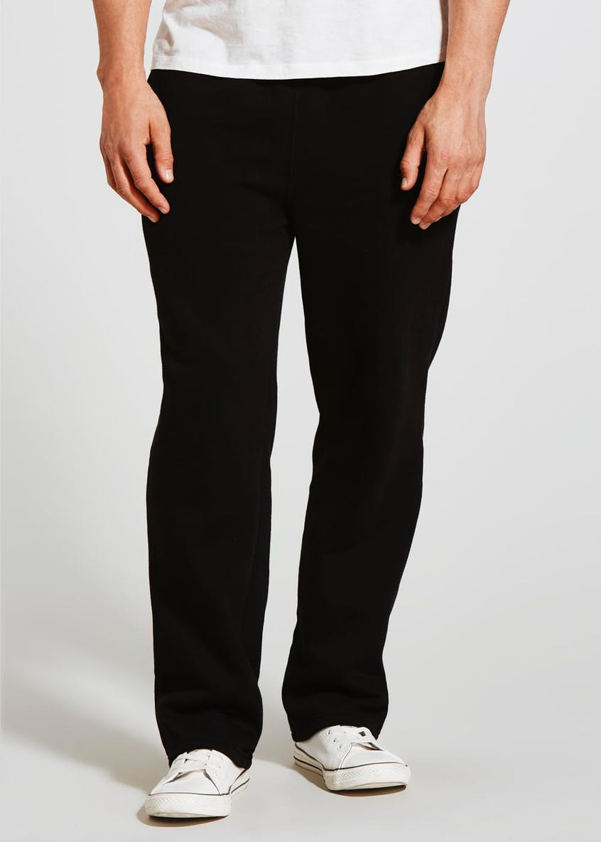 Big & Tall Basic Straight Fit Joggings Bottoms