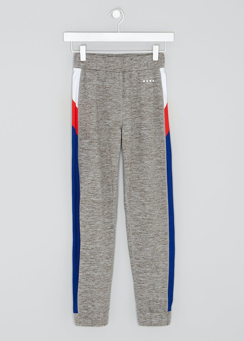 Girls Souluxe Sports Jogging Bottoms (9-13yrs)