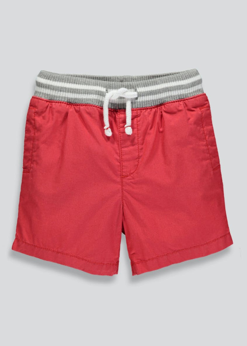 Boys Ripstop Shorts (6mths-6yrs)